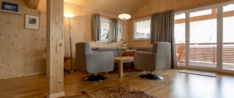Schöne Ferienwohnung Alpenpark Turracher Höhe