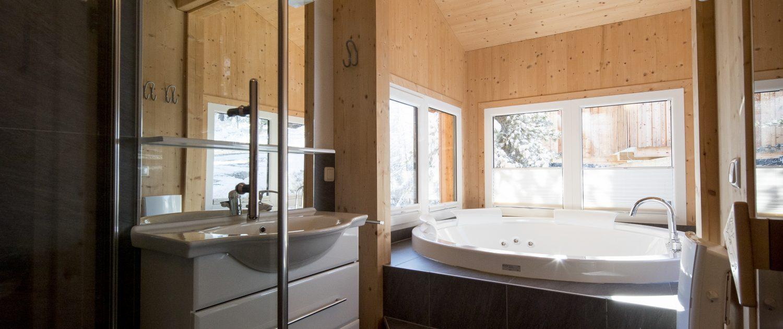 Luxus Apartment Alpenpark Turracher Höhe Whirlpool